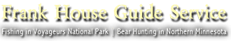 Frank House Guide Services logo.