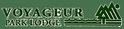 Voyageur Park Lodge logo.